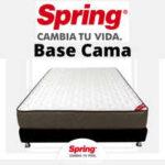 Catalogo colchones spring