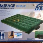 Colchones inflables doite para camping