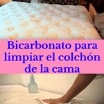 Bicarbonato para desinfectar colchones